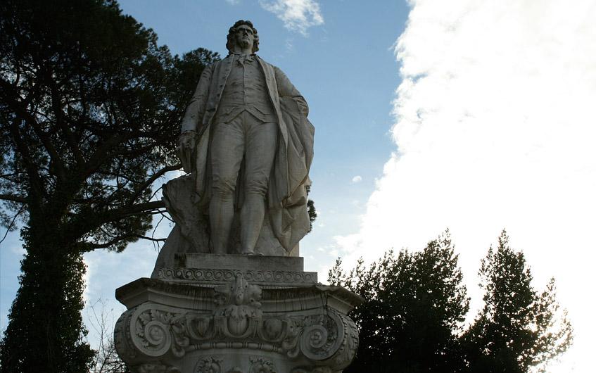 Johann Wolfgang von persönlich