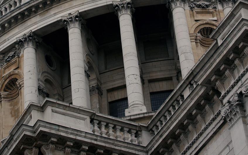 Fassade V (St. Pauls Cathedral)
