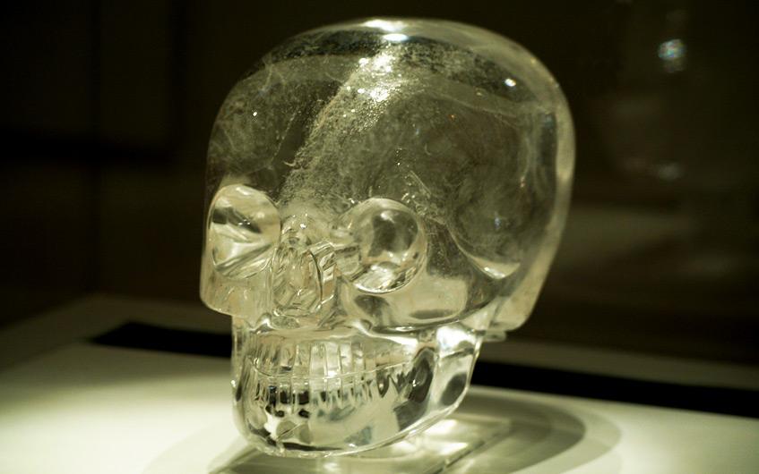 Indy lügt nicht: Der Kristallschädel