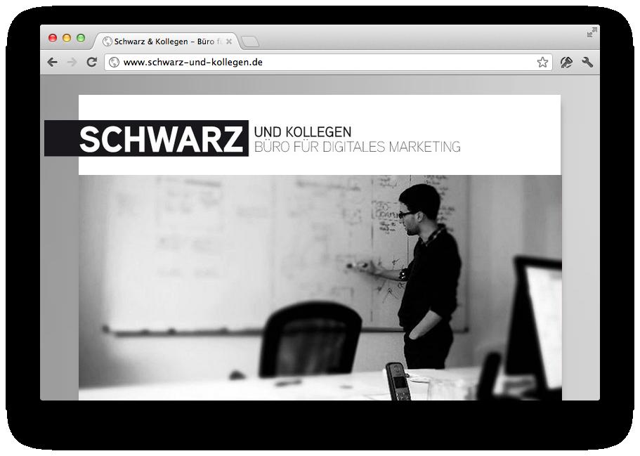 Onlinemarketing von Schwarz & Kollegen