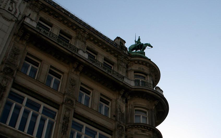 Wiener Fassade I