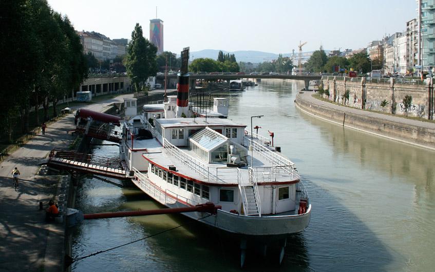 Donaudampfschiff...