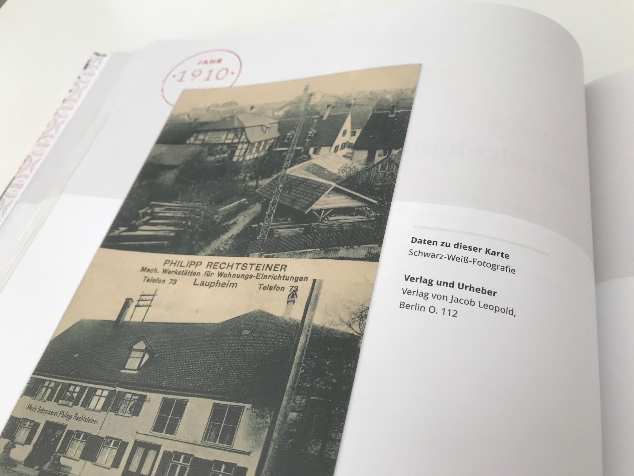 Viele hundert Abbildungen finden sich im Buch
