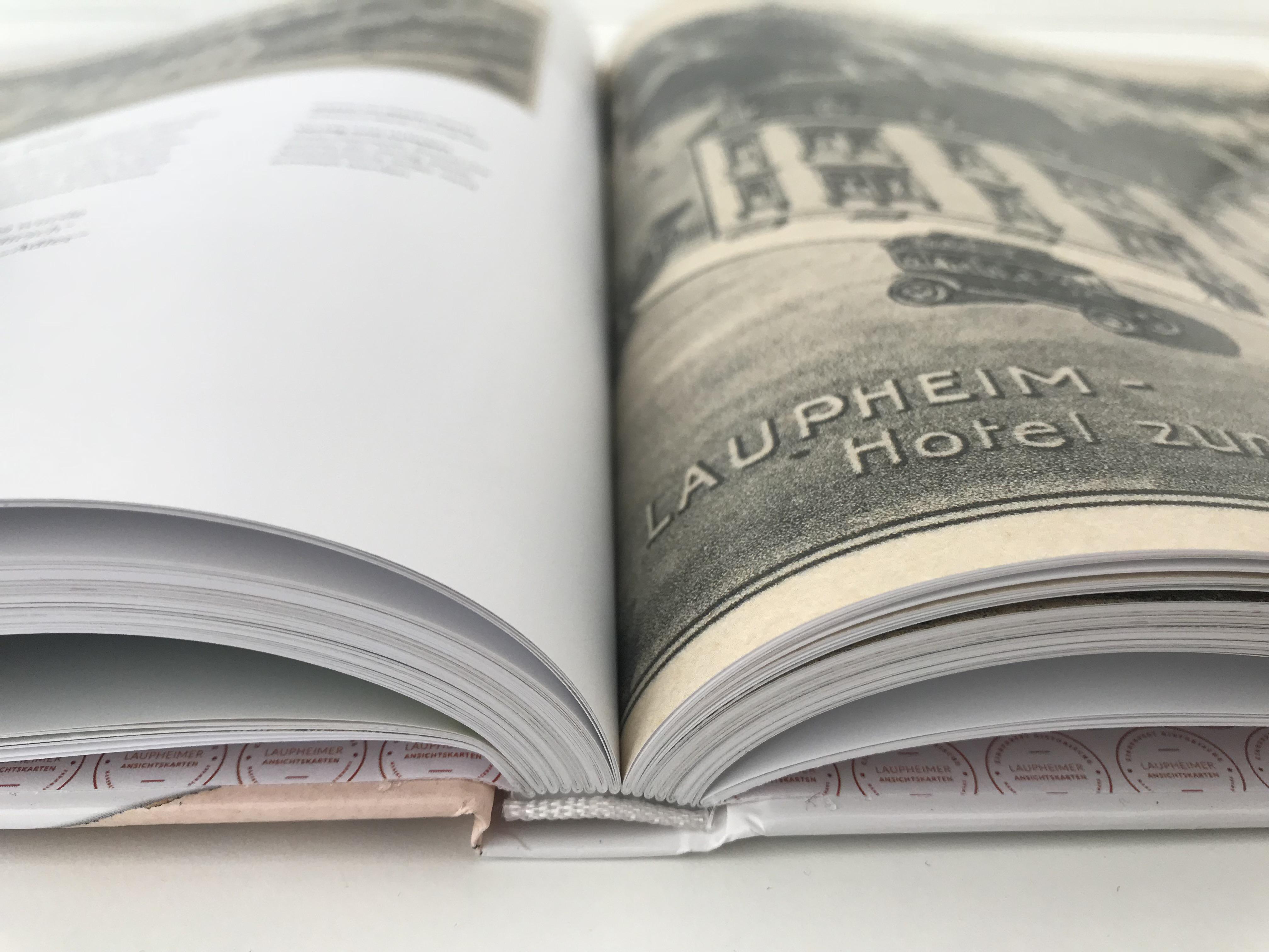 254 Seiten, fadengebunden