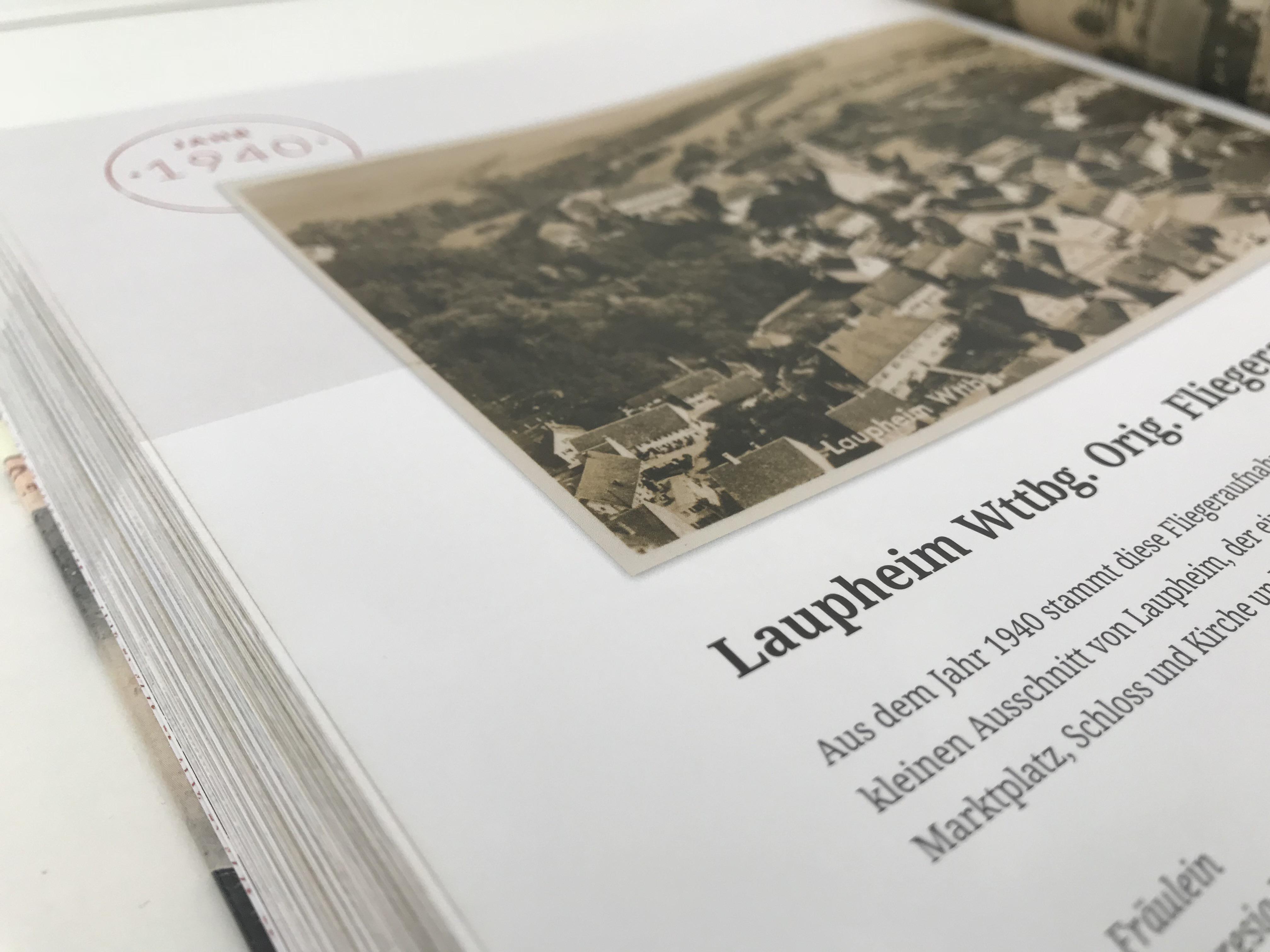 Ansichtskarten aus mehr als 100 Jahren Stadtgeschichte